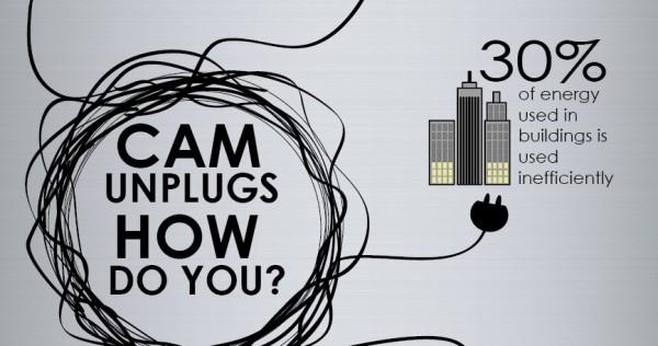 Rams Unplug poster.