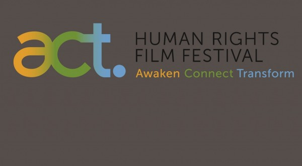 Act Human Right Film Festival logo.