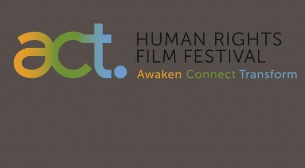 Act Human Right Film Festival logo.