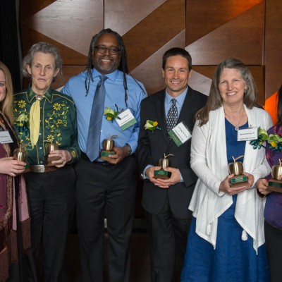 The Colorado State University Alumni Association celebrates Best Teachers, April 18, 2016.
