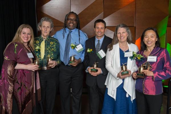 The Colorado State University Alumni Association celebrates Best Teachers, April 18, 2016.