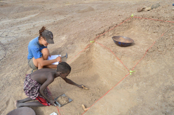 Kellyn Davis Excavation