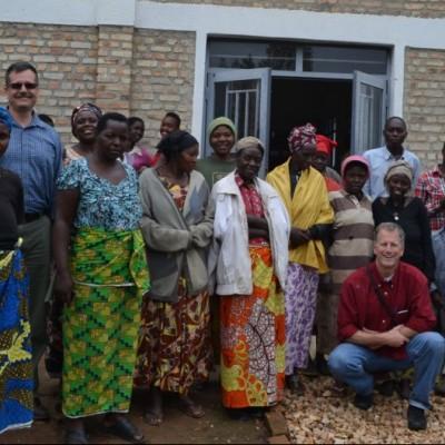 Rwanda CSU delegation