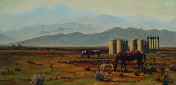 The Surveyor's Detritius by Erika Osborne