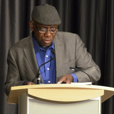 Yusef Komunyakaa reads from his works