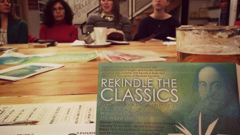 Rekindle the Classics discussion
