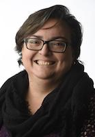 DENVER, CO - September 20: Managing Editor of The Denver Post Linda Shapley September 20, 2016. (Photo by Andy Cross/The Denver Post)