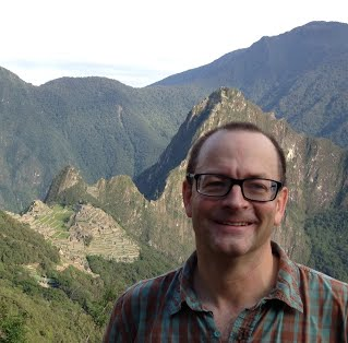 Dr. Kenneth Shockley at Machu Picchu