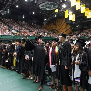 2016 Spring College of Liberal Arts Commencement, May 14, 2016
