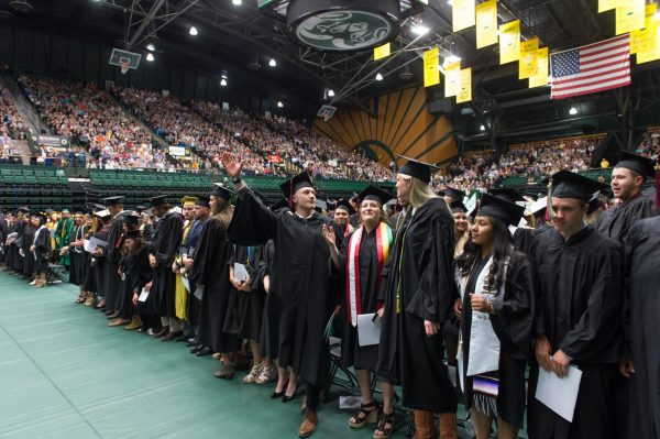 2016 Spring College of Liberal Arts Commencement