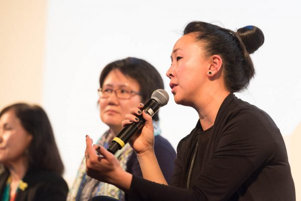 Tiffany Hsiung, director of The Apology