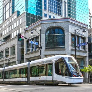 Public transporation is another priority for Kansas City
