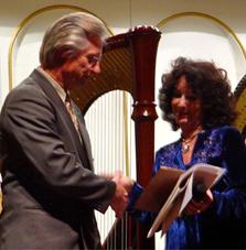 Wes Kenney Outstanding Teacher Award Photo