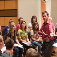 Choral Leadership Day at Colorado State University