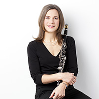 1/26/11 11:41:44 AM --Colorado Symphony Portraits: Clarinet Abby Raymond Todd Rosenberg Photography 2011