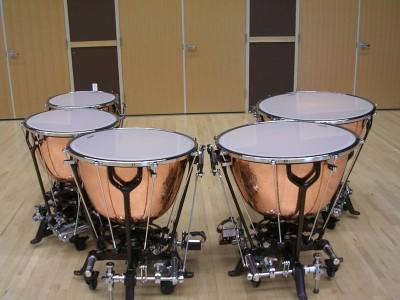 Adams Philharmonic Timpani