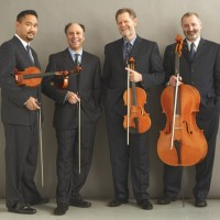 Alexander String Quartet, cello violin viola