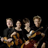Minguet Quartet, violin viola cello