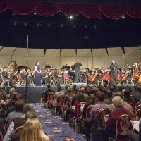 University Symphony Orchestra performs at CMEA 2016