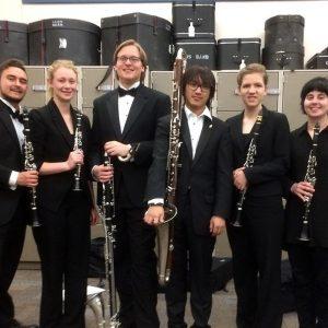 Wind Symphony 2016 Southwest tour group photo