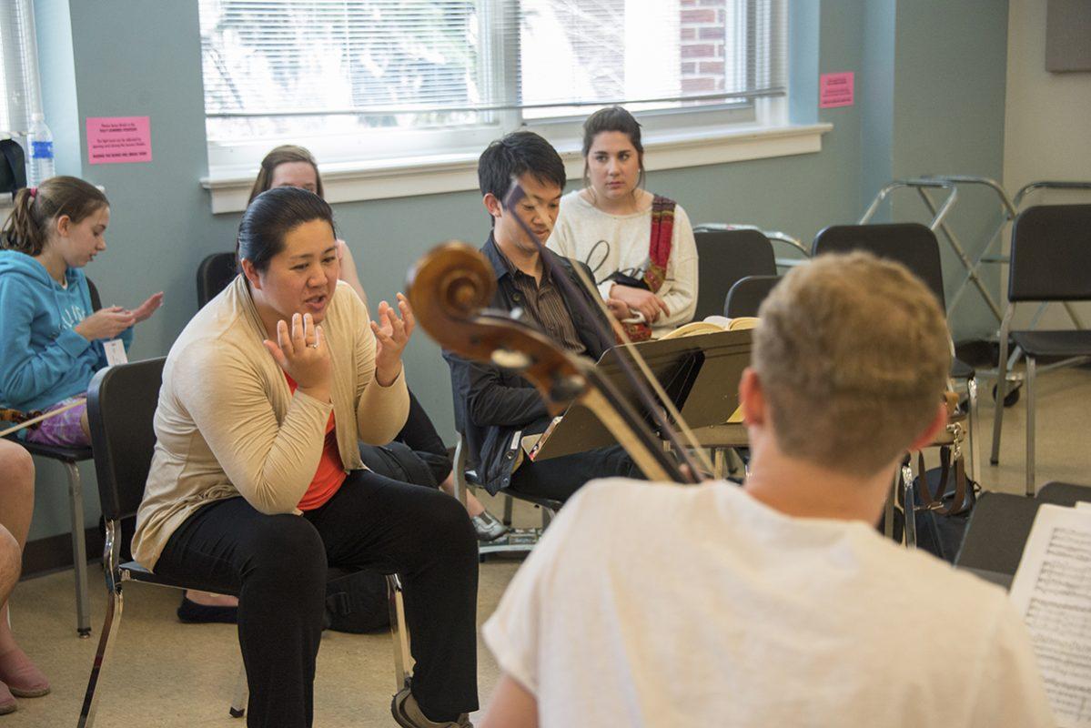 string quartet master class