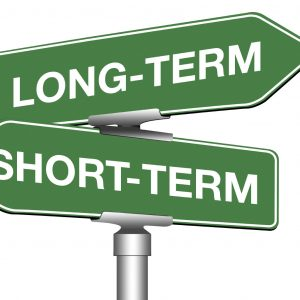 Long-term Short-term sign