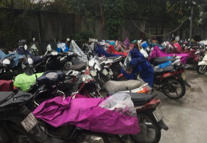 Vietnamese National Symphony Motorcycles