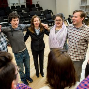 Music Teaching Workshop pictured