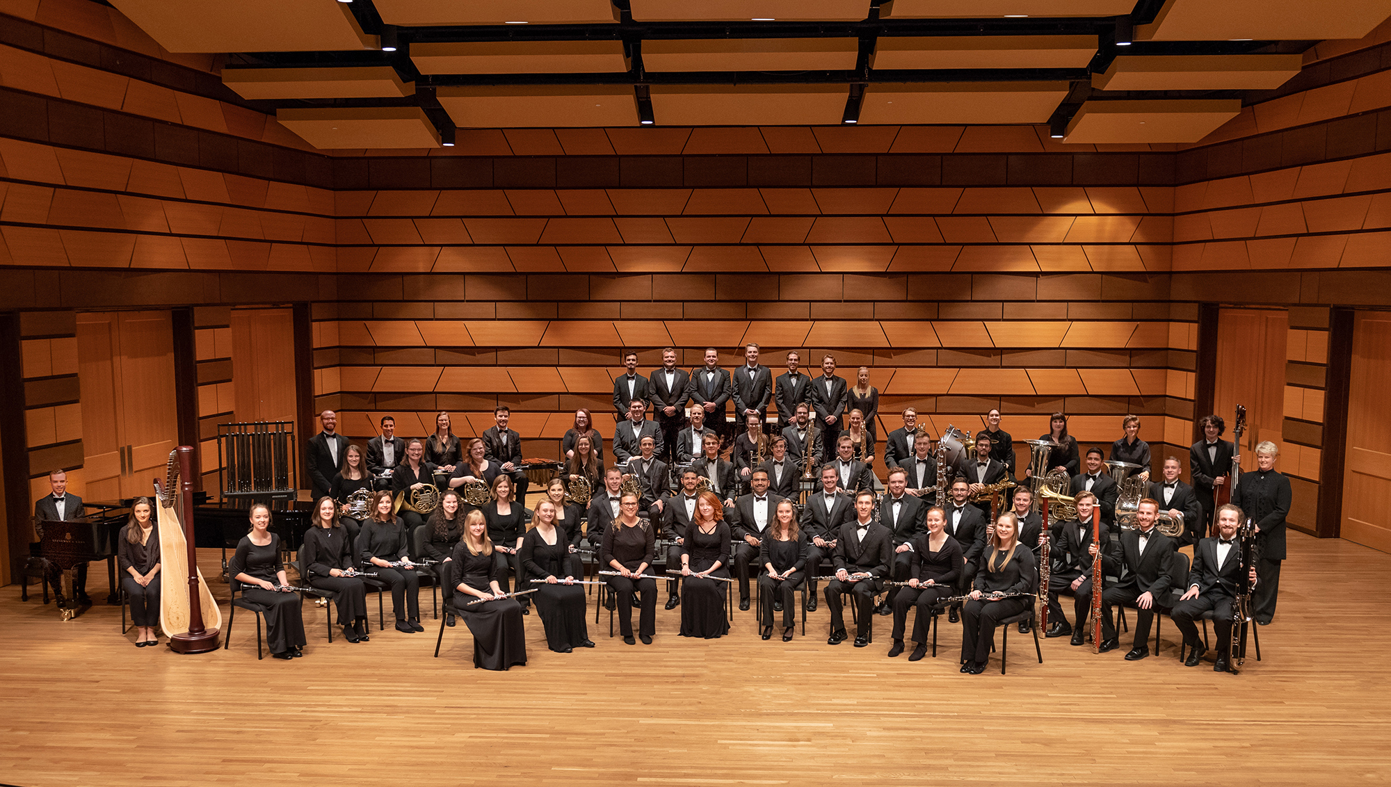 Wind Symphony group shot