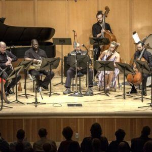 Bach and Coltrane