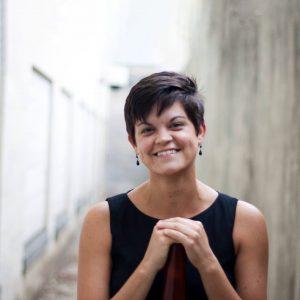 Cayla Bellamy promotional photo