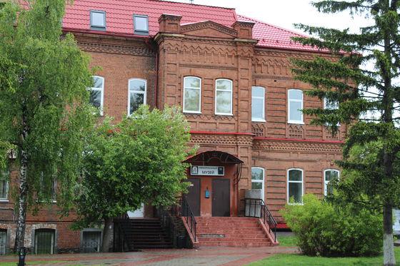 Building of NKVD museum