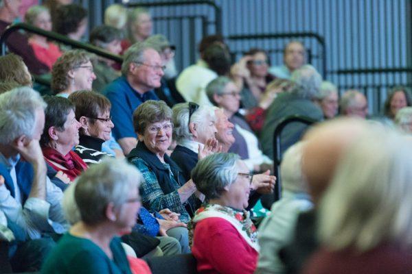 Audience at inaugural Bodaken Philosophy Symposium
