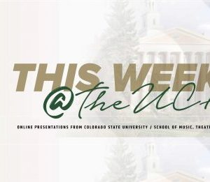 This Week at the UCA Screen