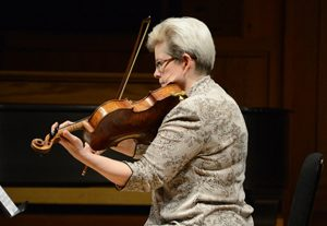 Faculty Chamber Music Performance Photo Margaret Miller Pictured