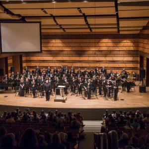 The CSU Symphonic Band