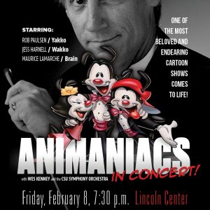 Animaniacs promotional poster