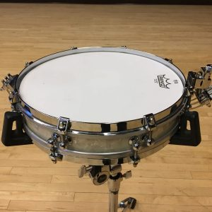 """Pictured Pearl 2.5"""" 'Pancake' Snare Drum"""