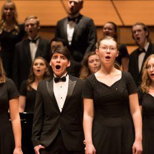 Ensemble Chamber Choir Promotional Photo