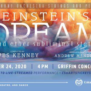 University Symphony Orchestra Promotional Screen