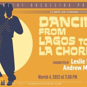 Dancing from Lagos Promotional screen