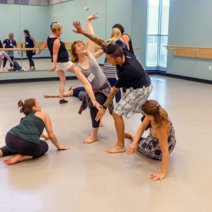 Education in motion class