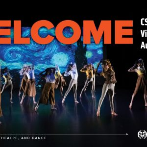 2021 Spring Dance Visit Day promotional screen