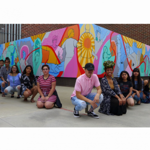 Social Justice Thru the Arts promotional photo
