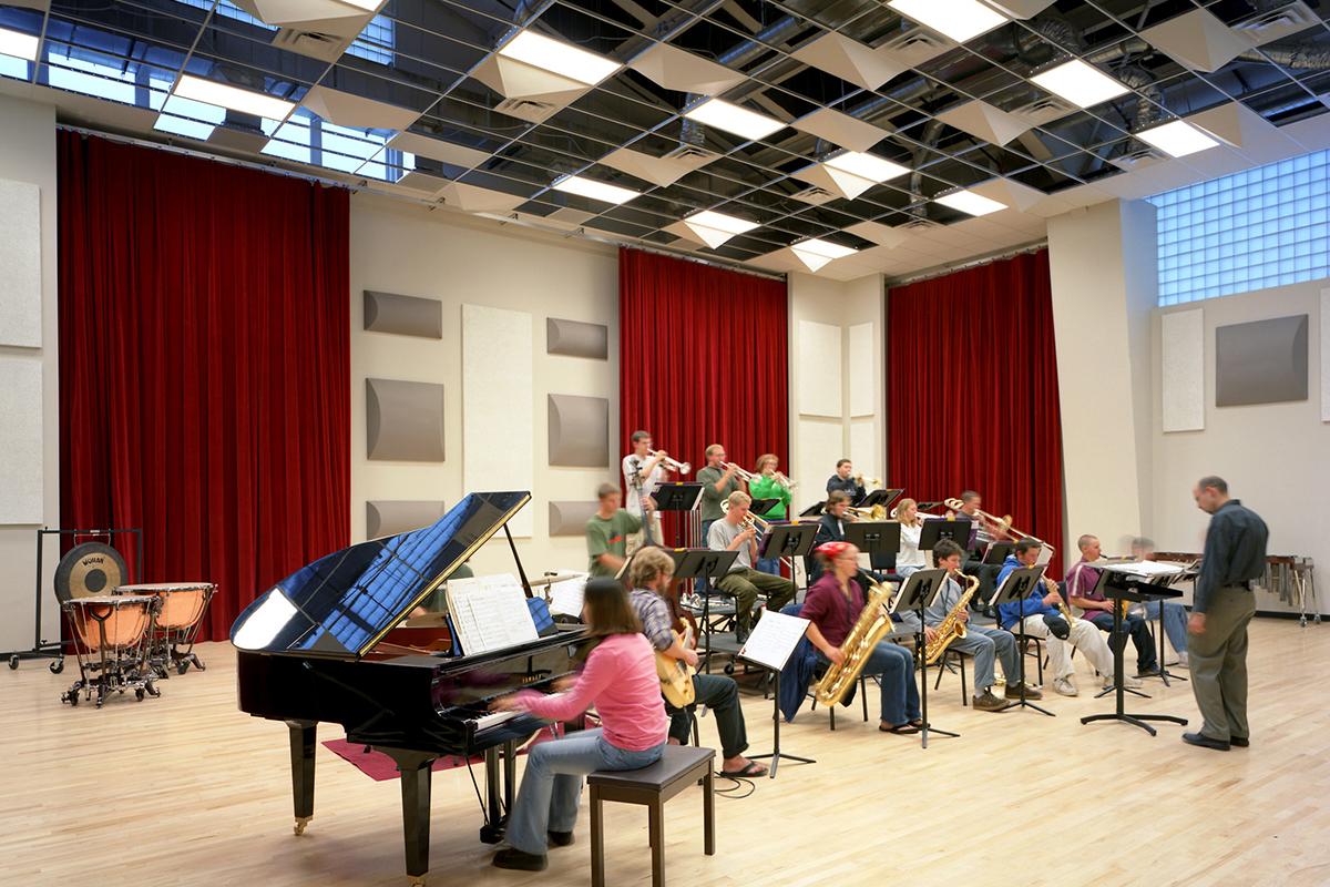 Runyan Rehearsal Hall