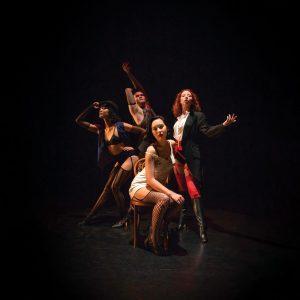 2019 production of Cabaret promotional photo