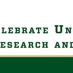 Celebrate Undergraduate Research and Creativity Logo