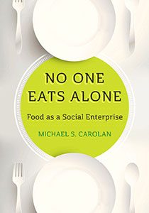 book cover No One Eats Alone