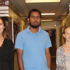 sociology department members