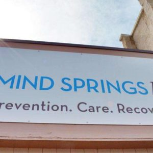 Mind Springs Health, which has a satellite walk-in clinic in Granby, is offering all of its services virtually during the coronavirus pandemic.